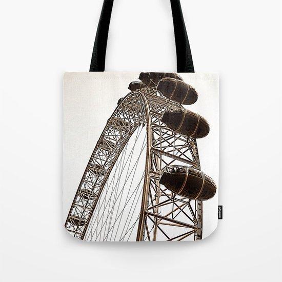 LONDON EYE Tote Bag