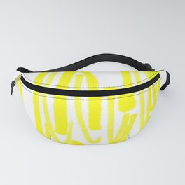 Angel in Yellow Fanny Pack