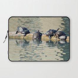 Sun Turtles Laptop Sleeve