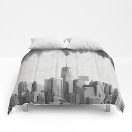 THE EVOLUTION Comforters