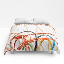 One Way To Have Fun #society6 #decor #buyart Comforters