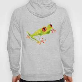 Red Eyed Tree Frog Hoody