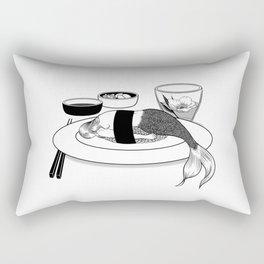 No More Fairy Tales Rectangular Pillow