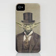 Sir Yodington  iPhone (4, 4s) Slim Case