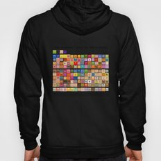 The Periodic Table of the Muppets Hoody