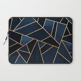 Navy Stone Laptop Sleeve