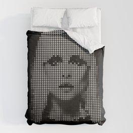 Heart of... (Black version) Comforters