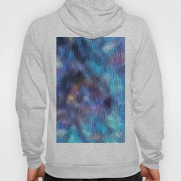Frosted Geode Glass Hoody