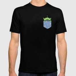 Toy Story Alien Pocket T-shirt