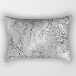 Trees are poems that earth writes upon the sky......K.Gibran Rectangular Pillow