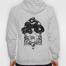 CANDLE IN THE WIND Hoody