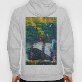 Duck art Hoody