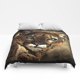 Big Cat Models: Cougars 01-03 Comforters