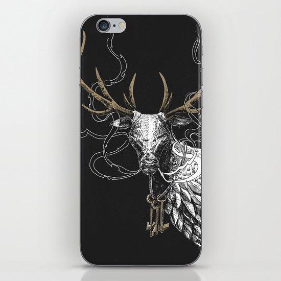 Oh Deer! Light version iPhone & iPod Skin