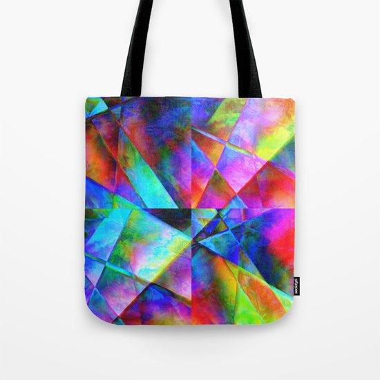 Сomposition geometrical Tote Bag