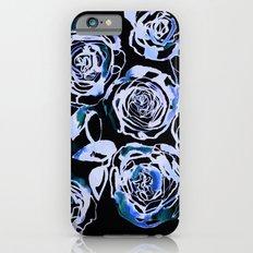 Midnight Rose iPhone 6s Slim Case