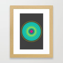Oculus Framed Art Print