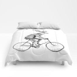 Even a Gentleman Rides Comforters