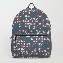 Abstract Geometric Artwork 73 Backpack