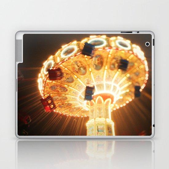 simpler times Laptop & iPad Skin