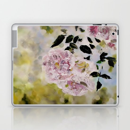 Rosy days Laptop & iPad Skin