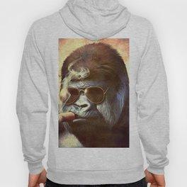 Gorilla in the Mist Hoody