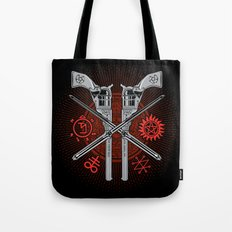 Perdition (Demon Hunter's Variant) Tote Bag