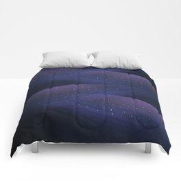 Ultraviolet Cosmos Comforters