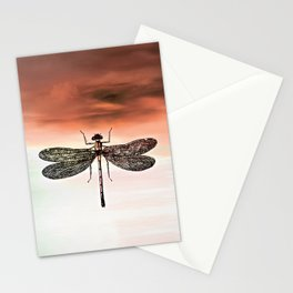 DRAGONFLY I-A Stationery Cards