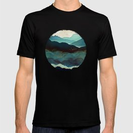 Indigo Mountains T-shirt