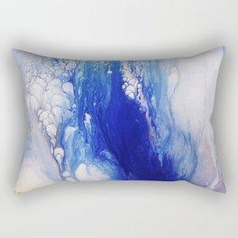 The Plunge Rectangular Pillow