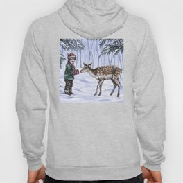 A Holiday Gift Hoody