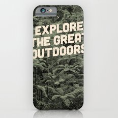 The Explorer iPhone 6s Slim Case