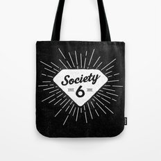 Black Diamond Tote Bag