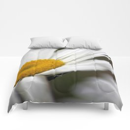 Shasta Daisy Flower Comforters