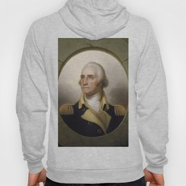 George Washington Portrait Hoody