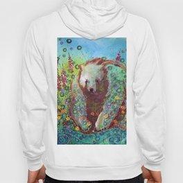 Fireweed Bear Hoody