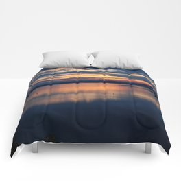 Campobello Island, Bay of Fundy Sunset Comforters