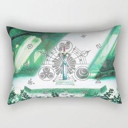 Zelda Sword Shine Rectangular Pillow