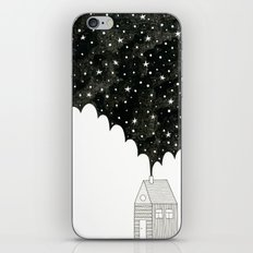 House in the Night iPhone & iPod Skin