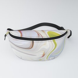Creamy Twists Fanny Pack
