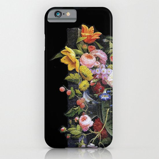 Victorian Flowers&Fruits iPhone & iPod Case