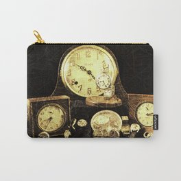 Watches and Clocks, O My Carry-All Pouch