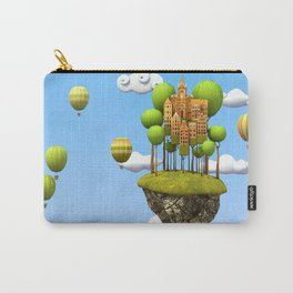 New City in the Sky Carry-All Pouch
