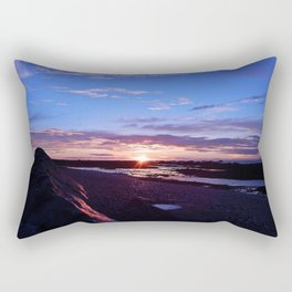 Beauty at the Beach Rectangular Pillow