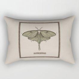 Luna Moth Rectangular Pillow