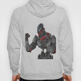 Fighter_The Red Hoody