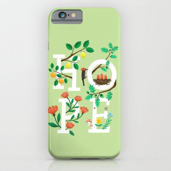 Hope iPhone & iPod Case