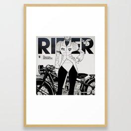 PRINT Nº004 Framed Art Print