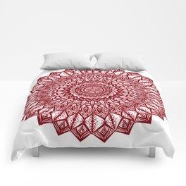 Sunshine-Garnet Comforters